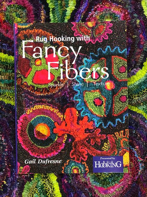 Rug Hooking with Fancy Fibers