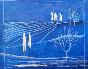 אגדה בכחול