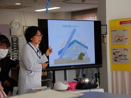 世界糖尿病デーin菊池医院