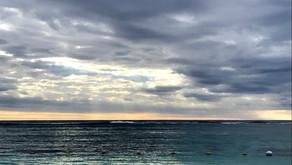 Beyond the reefs