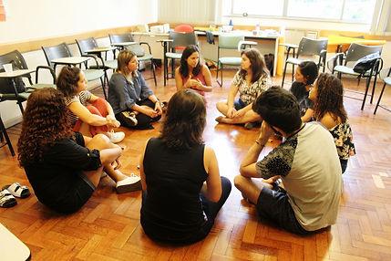Pedagogia da Reconexao - Revoar - Dia 2