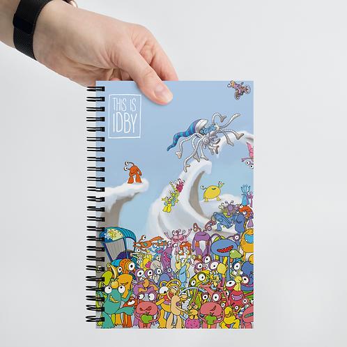 Idby Spiral notebook 1