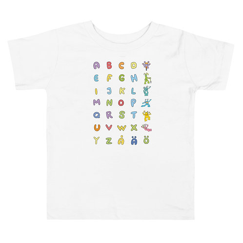 Toddler Short Sleeve Idby Tee 5