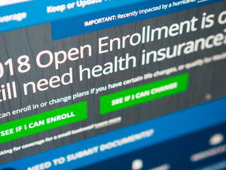 HELP! Open Enrollment is over and I need insurance coverage now.