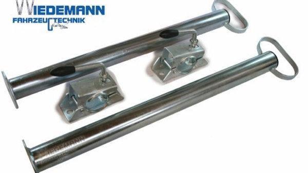 Anhänger-Stützen für PKW-Anhänger aller Art aus verzinktem Stahlrohr