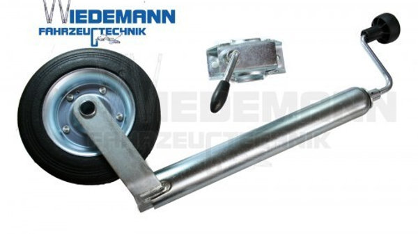 Stützrad mit Halter 48 mm