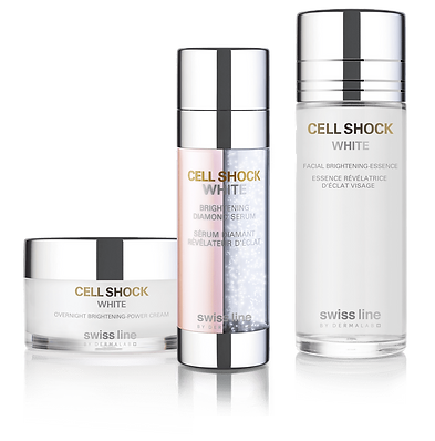 Swiss line Cell Shock White Brightening