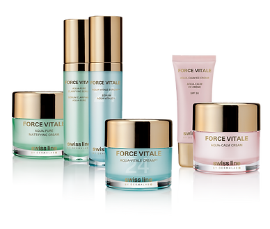 Swiss line Force Vitale Botanical Anti-A