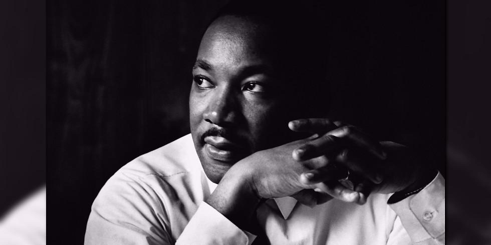 San Antonio Martin Luther King, Jr. Commission's Commemorative Program