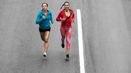 Find Success in Goals by Treating Them Like a 100 Mile Run