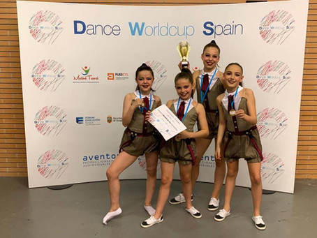 Dance Worldcup Spain.   #seguimossumando