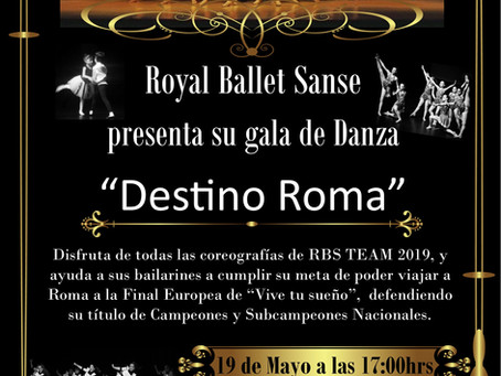 Gala: Destino Roma