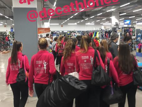 Día Internacional de La Danza en Decathlon San Sebastián de los Reyes