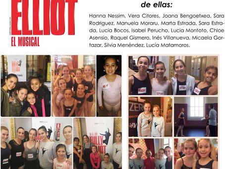 Audiciones Billy Elliot el Musical