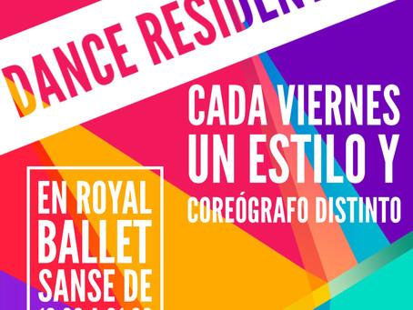 DANCE RESIDENT