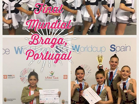 Final Mundial Braga, Portugal