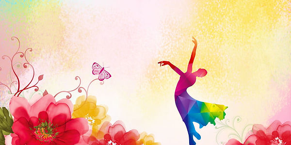 pngtree-colorful-gorgeous-dancer-silhoue
