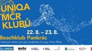 UNIQA MČR KLUBŮ   22.-23.8.   BEACHKLUB PANKRÁC