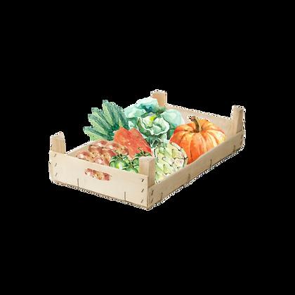 Panier de légumes - Produits Locaux et/ou BIO