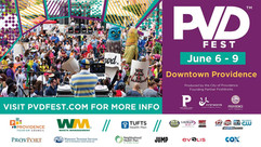 2019 PVD Fest Once Upon A Sign
