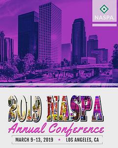 2019 NASPA SA Speaks Series