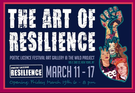 8th Annual Poetic License festival: The Art of Resilience gallery