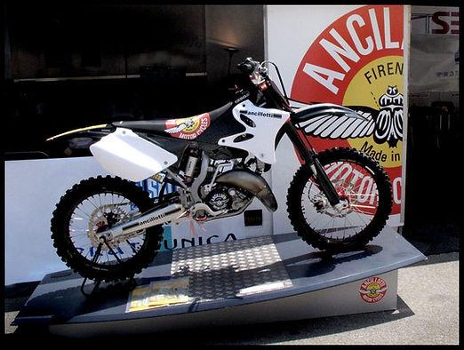 Moto Ancillotti 125 G.A. Cross Competizi