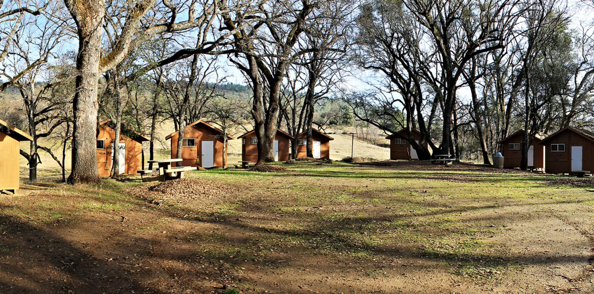 Trailhead Bunkhouses