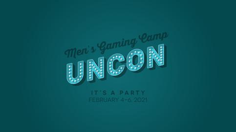 UNCON Men's Gaming Camp
