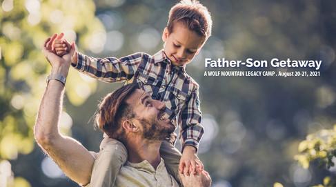 2021 Father-Son Getaway