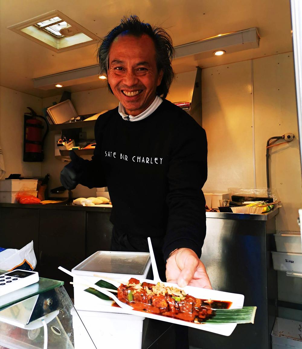 Indonesian-food-sate-Lindenmarkt-Amsterdam-Sate-Bar-Charley