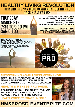 Networking Event Health Made Simple Wellness Workshop