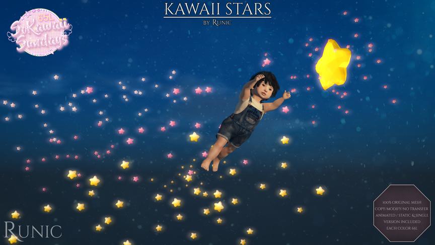 Runic - Kawaii Stars