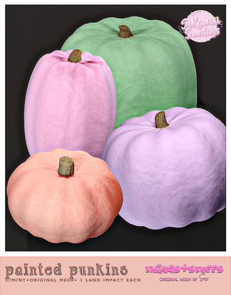 Things&Stuffs - Painted Punkins