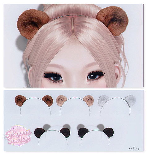 pr!tty - Muffin Teddy Ears Basic