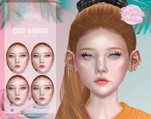 Unnie - Coco Marks