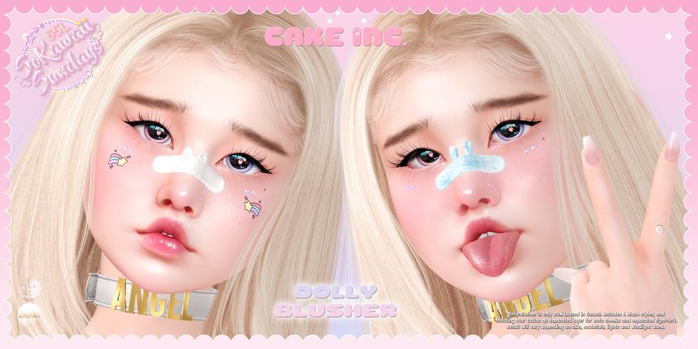 Cake Inc. - Dolly Blusher