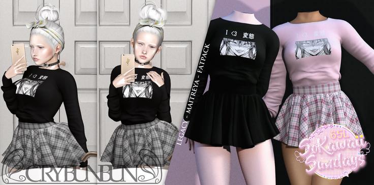 CryBunBun - Innocent Not Dress