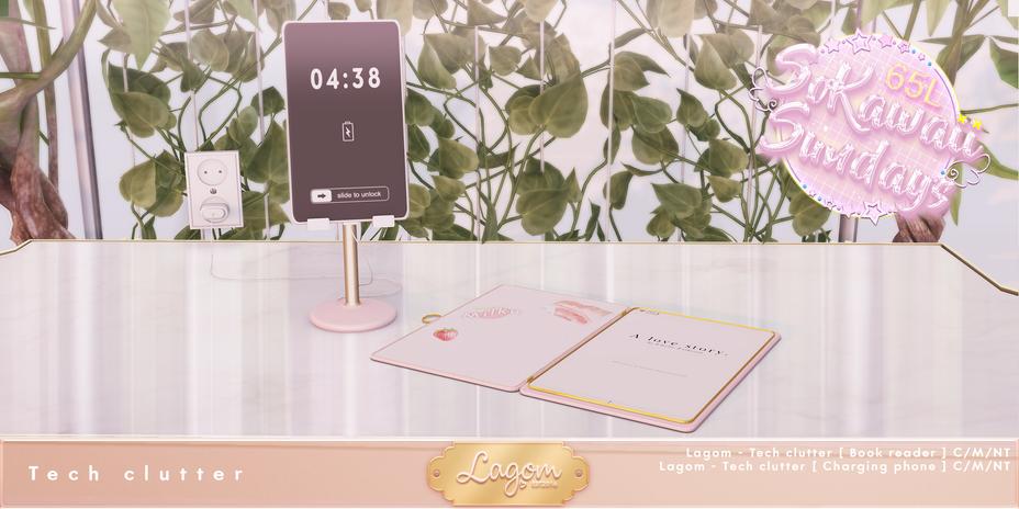 Lagom - Tech Clutter