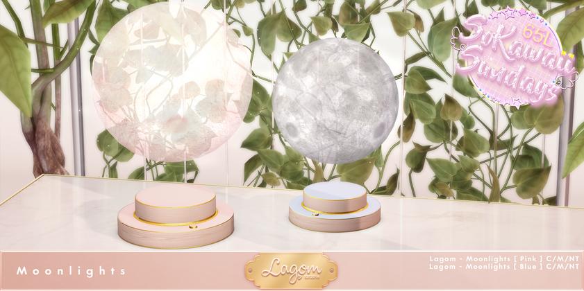 Lagom - Moonlights