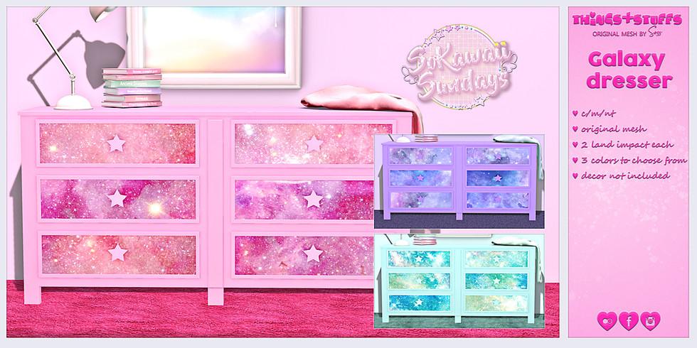 Things&Stuffs - Galaxy Dresser