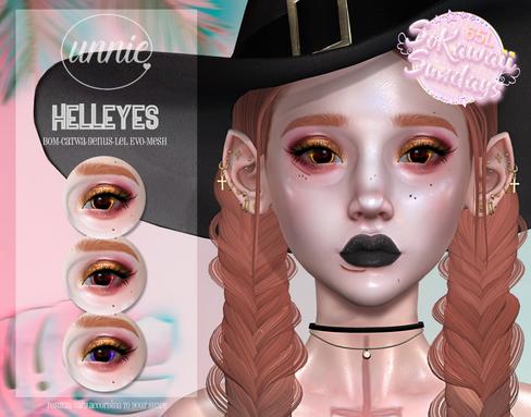 Unnie - Hell Eyes