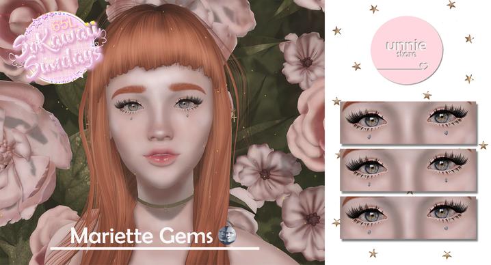 Unnie - Mariette Gems