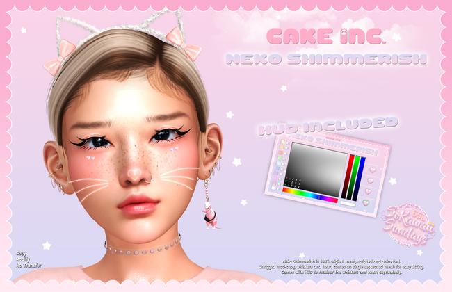 Cake Inc. - Neko Shimmerish