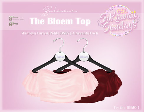 Blume - The Bloem Top