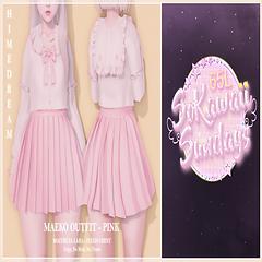HIMEDREAM Maeko Outfit - Pink 65L SoKawa