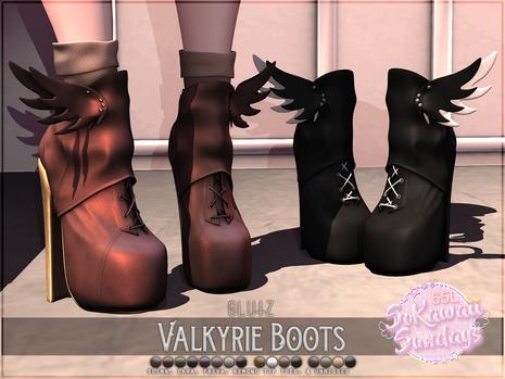 Glutz - Valkyrie Boots