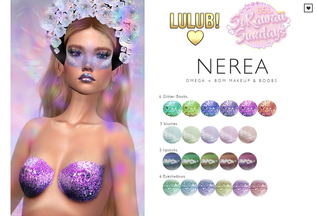 LuluB! - Nerea Makeup & Chest