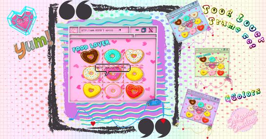 Asura - Food Lover Frame
