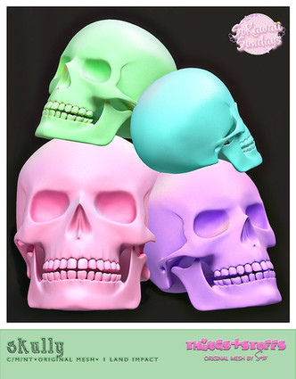 Things&Stuffs - Skully Decor